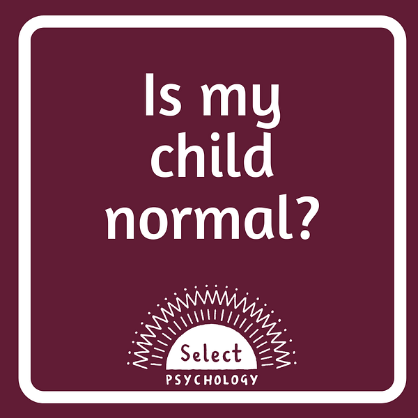 Is my child normal?